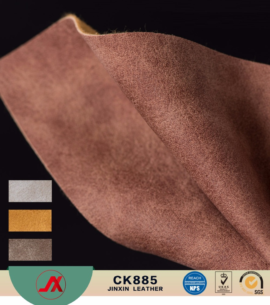 High Quality Imitation antique Fake PVC Leather Fabric for bags/sofa/car/shoe