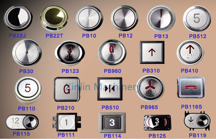 Push button PB310