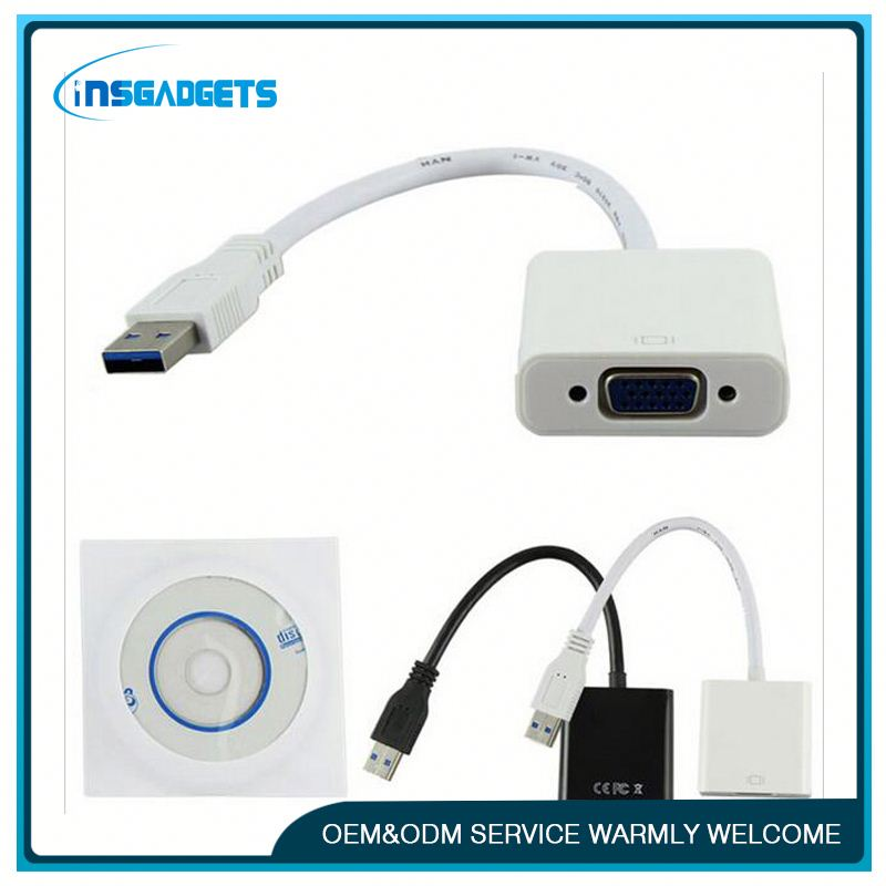 vga female to usb 3.1 type c male ,HOT-208, vga+audio to converter adapter cable vga input