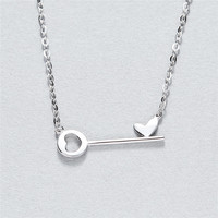 valentine's day gifts fashion jewelry 925 sterling silver love