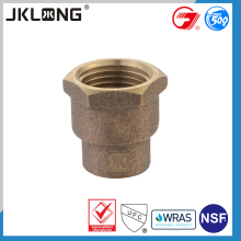 hot selling good quality brass threaded insert pipe fitting