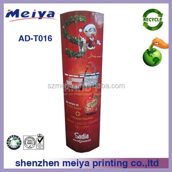 2015 Advertisment Standee Economic Promotion Food Lama Stand