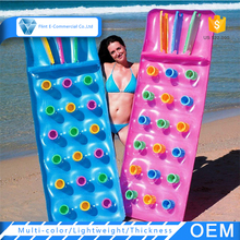 Wholesale Beach Swimming Noodles Floating Bean Bag Pillow