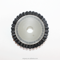 Nylon Material Industrial Strip Circular Brush Spiral Roller Brushes