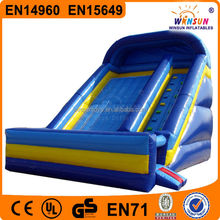 The Newest High Quality and HOT Residential Inflatable Water Slides