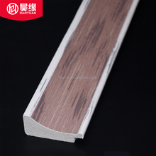 Fabulous Realistic Wood Effect PS Frame Profiles,Brushed Wooden Grain Finish Plastic PS Mouldings