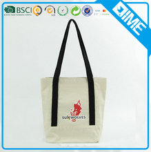 Heavy Canvas Wine Tote Bag For Wholesale