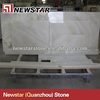 Newstar pure white onyx slabs