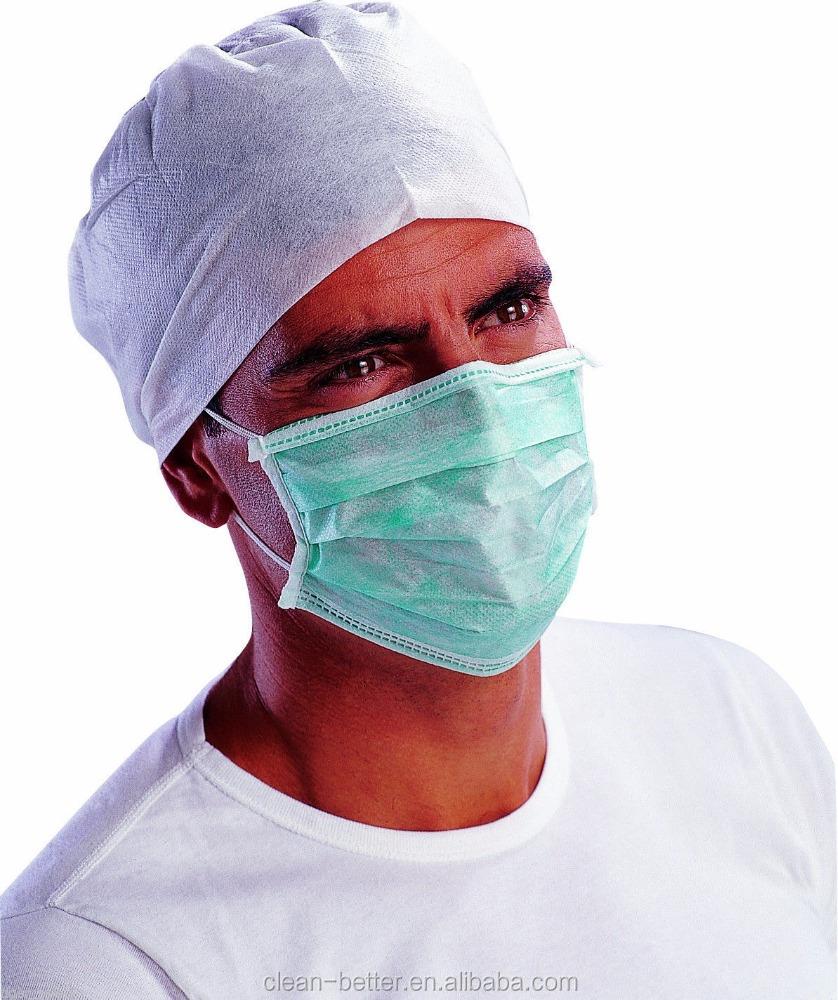 Как называется медицинская маска для лица