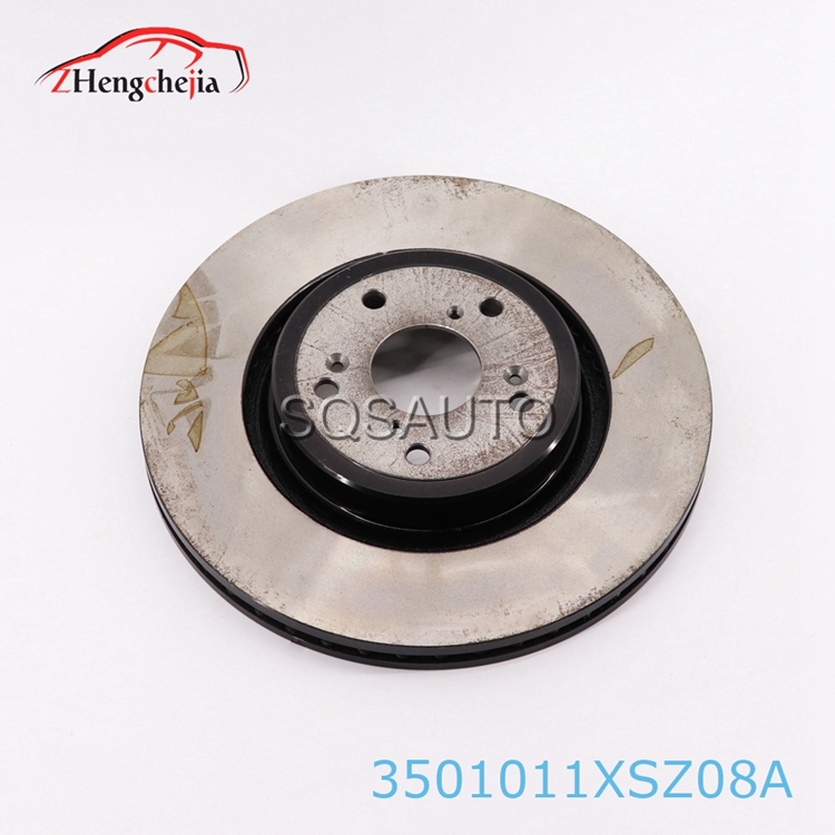 Auto spare part Front Brake Disc For Great wall 3501011XSZ08A