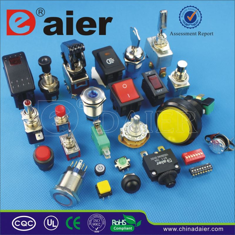 Daier variable speed control switch