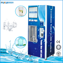 Commercial purified alkaline water vending machine for sale /alkaline water kiosk