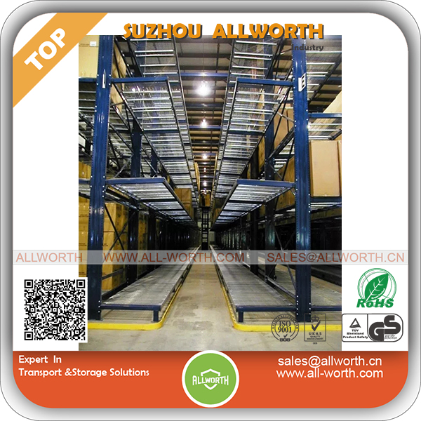Economic Light Duty Warehouse Metal Shelving