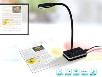 Gooseneck Webcam Multidimensional Visual Presenter
