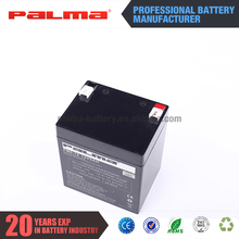Directly factory hot selling 12v 5ah lead acid battery