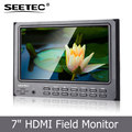 "7"" IPS LCD Display Field Broadcast 1080P HD Video 1024*600 Resolution Camera and Monitor System"