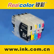 Wholesale refill ink cartridge LC39 LC975 LC985 refill ink cartridge for Brother