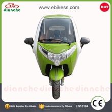 Chinese Used Rear Axle Adult Tricycle for Sale