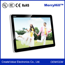 Supper thinner intel dual core Multi touch screen 10 inch all in one pc