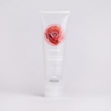 Body Spa Exfoliating Cream Tube Flip Cap 400ml 400g Shiny See-through Plastic Tube