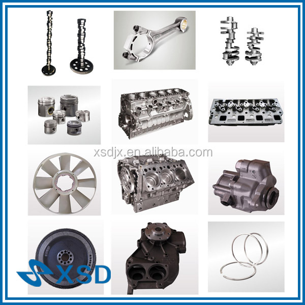 High quality diesel engine spare parts for mercedes benz trucks