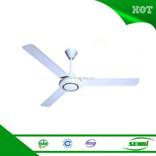56 inch wind powered 220 volt ac electric variable speed ceiling fan