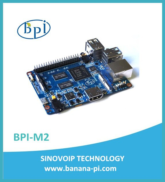 Top Quality A31S Qual-core Development Board Banana PI BPI-M2