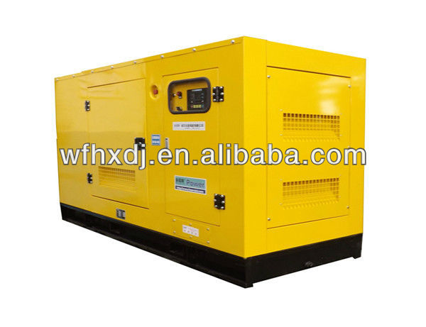 10KVA-1875KVA CE ISO sound proof diesel generator set for hot sales