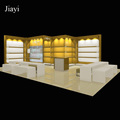 High grand kiosk mall for garment hanging stand and shop clothes hanger stand