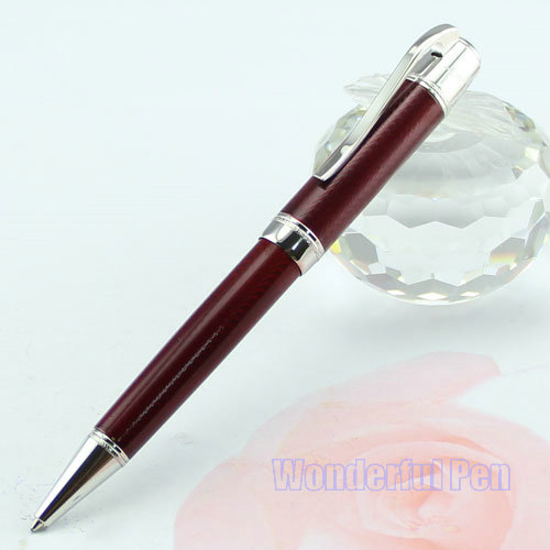 Wholesale price Promotional Ballpoint Pen Metal Red Gift Sets Ball Pens Stationery Office Supply Hot sale