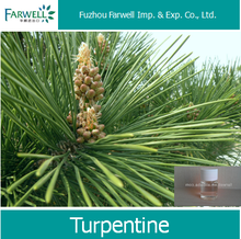 Farwell High Quality Natural Turpentine Oil (Refined) 8006-64-2