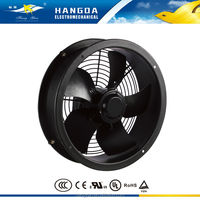 200mm high volume small axial fan