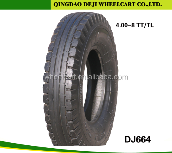 4.00-8 8PR DJ-691 HEAVY DUTY Three Wheel hot sale motorcycle tyre