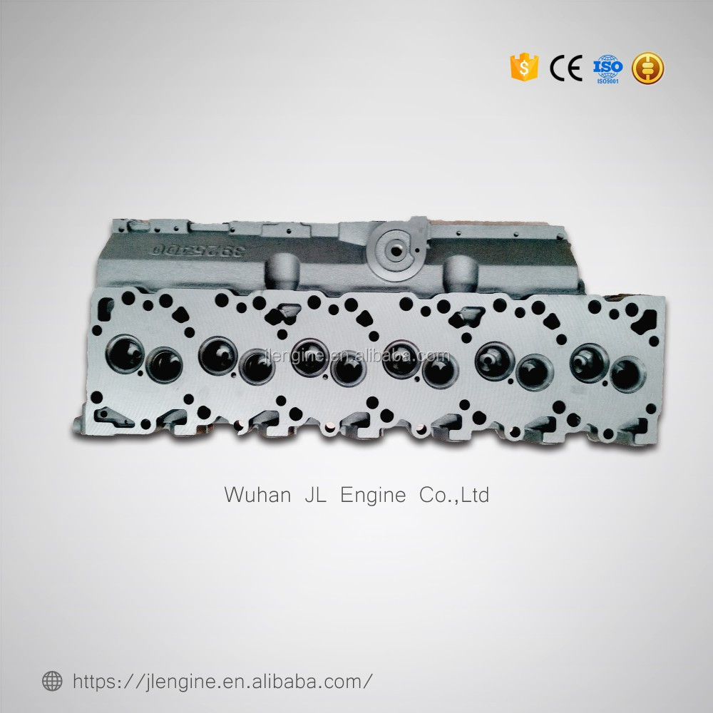 6BT cylinder head 3925400 for 6BT5.9 diesel engine