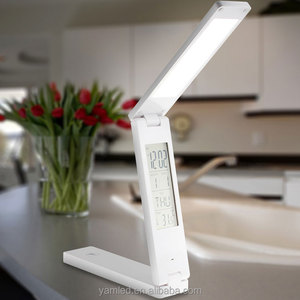 Clamp Reading Lamp with usb port magnetic levitating reading lamp for hotel/office 8206