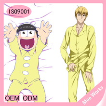 Hot Sale Osomatsu san Doujin Anime Pillow Case Cover Male