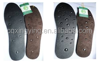 Health Reflexology and Magnet Therapy Absorbing Magnetic Cushion Insoles