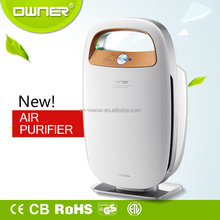 Home Air Purifier Ionizer Ozone Ionic Cleaner Fresh Pro Hepa Smoke Filter Living air revitalisor