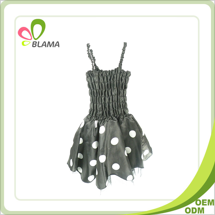 Manufacturer little girl fashion beetle dresses for 2-8 years girl