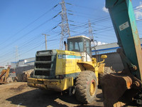 used kawasaki wheel loader 85Z for sale