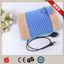 portable made in China Cute electric hand warmer/electric hot water bag/electrothermal water bag/hand pillow from china supplier