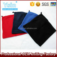 OEM electric fleece neck warmer with logo of high quality