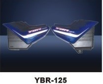 motorcycle Side cover YBR-125.high quality reasonable price