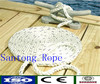 mooring rope nylon polyester polypropylene dock line for boats sailing marine