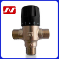 China manufacturer high quality brass solar tempering valve DN15M