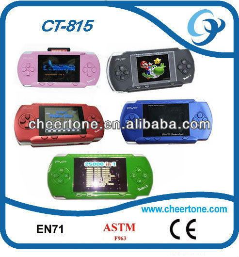"3.0"" multicolor TFT LCD pocket electronic games, puzzle game"