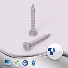 Self Tapping Screw STS001 thread forming mini double ended screw orthodontic