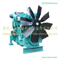 Wholesale Diesel Generator Usage New KTA19-G6 Diesel Engine
