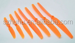 6pcs EMAX EP 8060 8040 9050 1060 propeller direct drive <strong>orange</strong> electric for fixed-wing aircraft