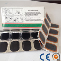 tire repairing seal / bias tire rubber patches for sale
